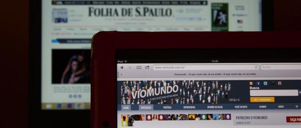 Jornalismo Político na rede: a variedade dos peixes